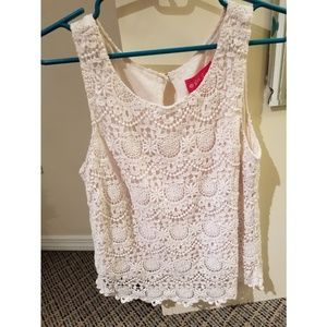 Lily Pulitzer for Target Tank Top